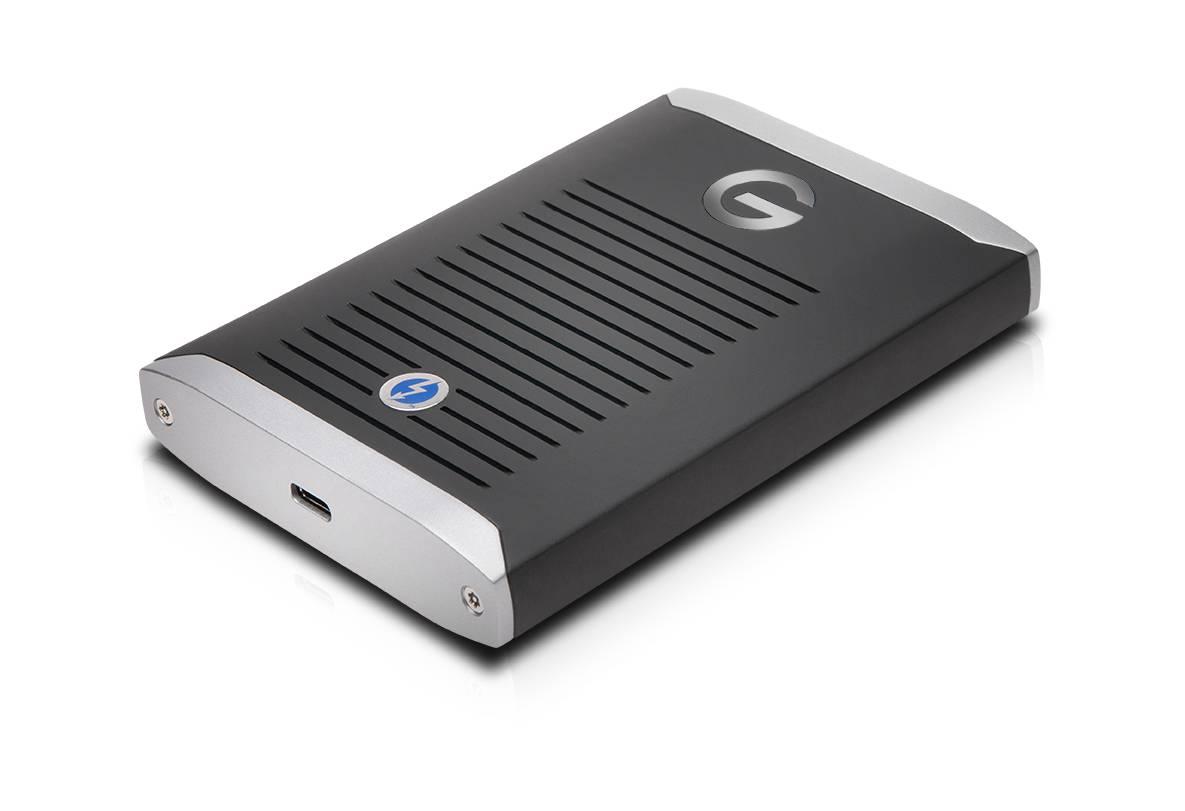 G-Technology PRO SSD - ultimative Performance für 8k Videoschnitt